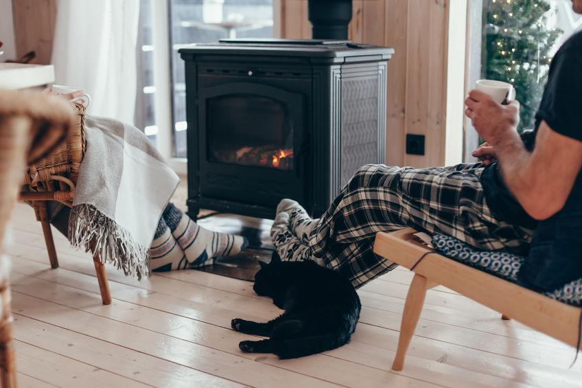 Stufa a legna in casa: osserva i modelli