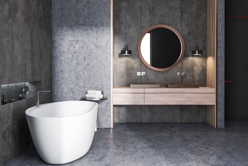 Rubinetti a parete in bagno: svantaggi