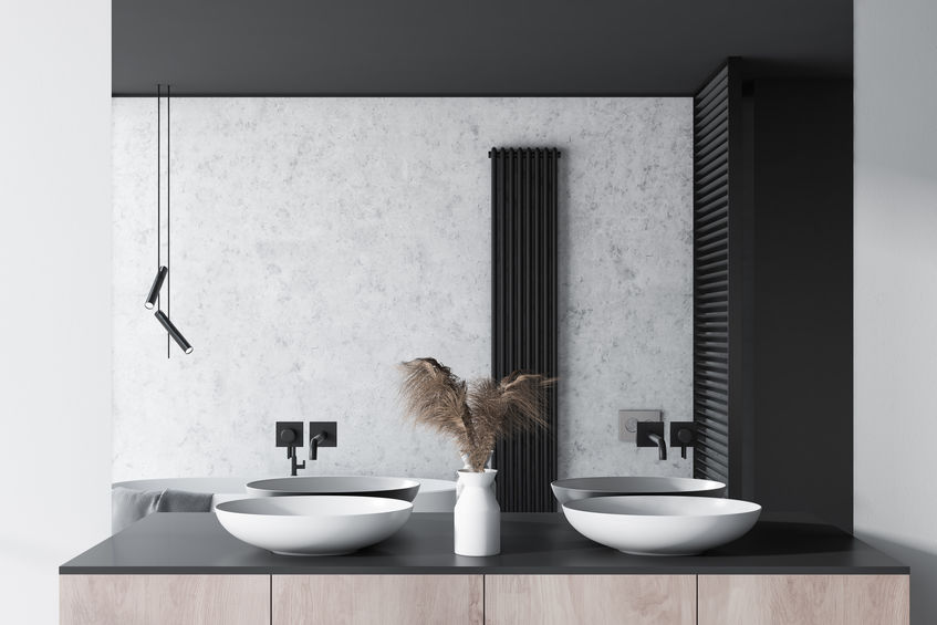 Rubinetti a parete: uno stile moderno in bagno