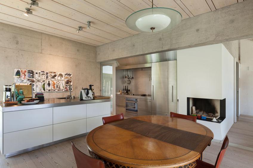 Cucina eclettica: funzionalità e commistione di stili