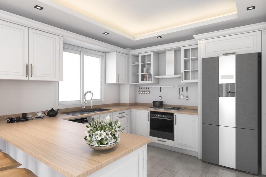 Lavello sotto finestra: idee progettuali in cucina   Archisio