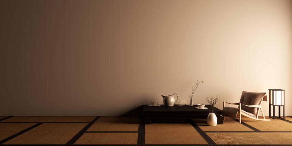 Idee per un arredamento zen negli ambienti di casa