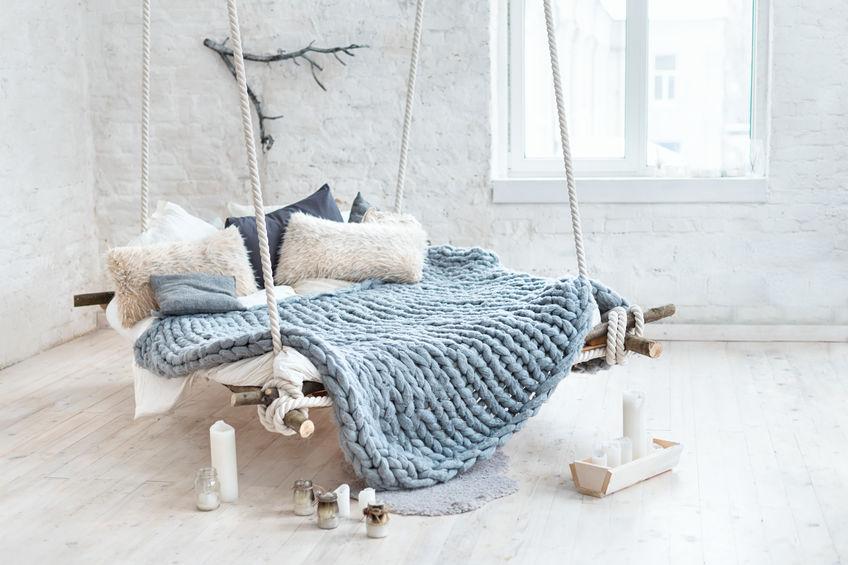Come inserire in casa accessori in lana