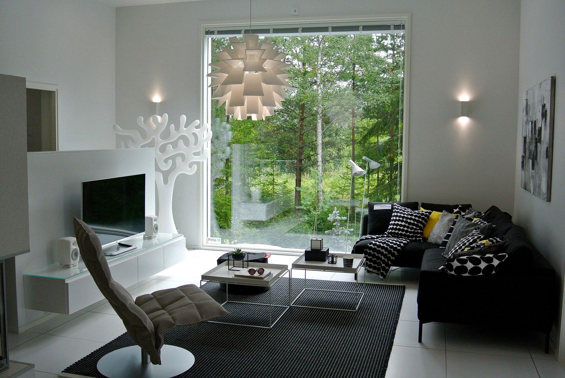 finestre trasparenti