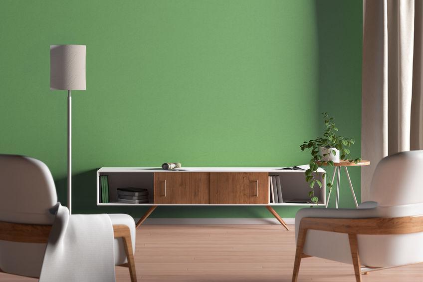 idee soggiorno colorato