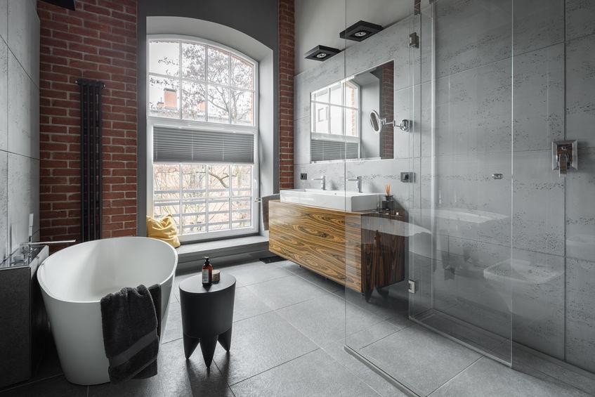 Soluzioni di tendenza per un termoarredo in bagno