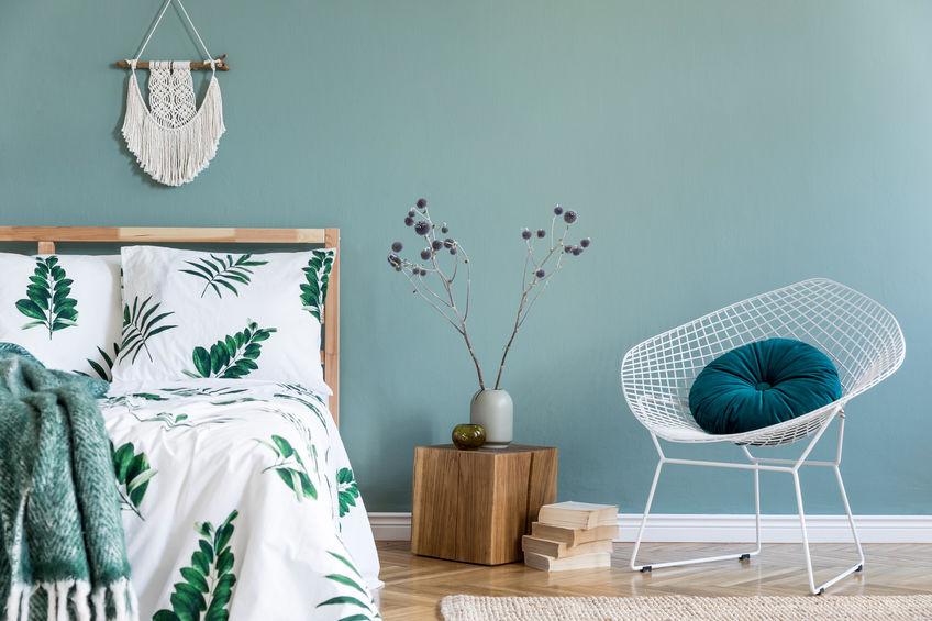 Duvet covers: copripiumone warm cotton in jungle style