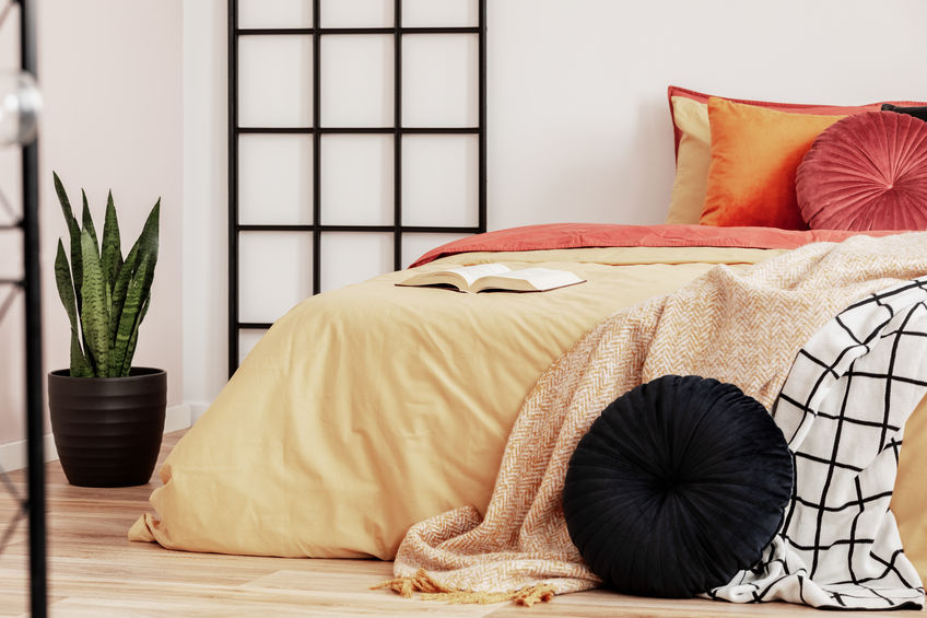Duvet covers: morbido velluto per un piumone classic style