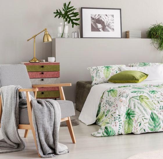 Duvet covers: copripiumone in caldo cotone jungle style