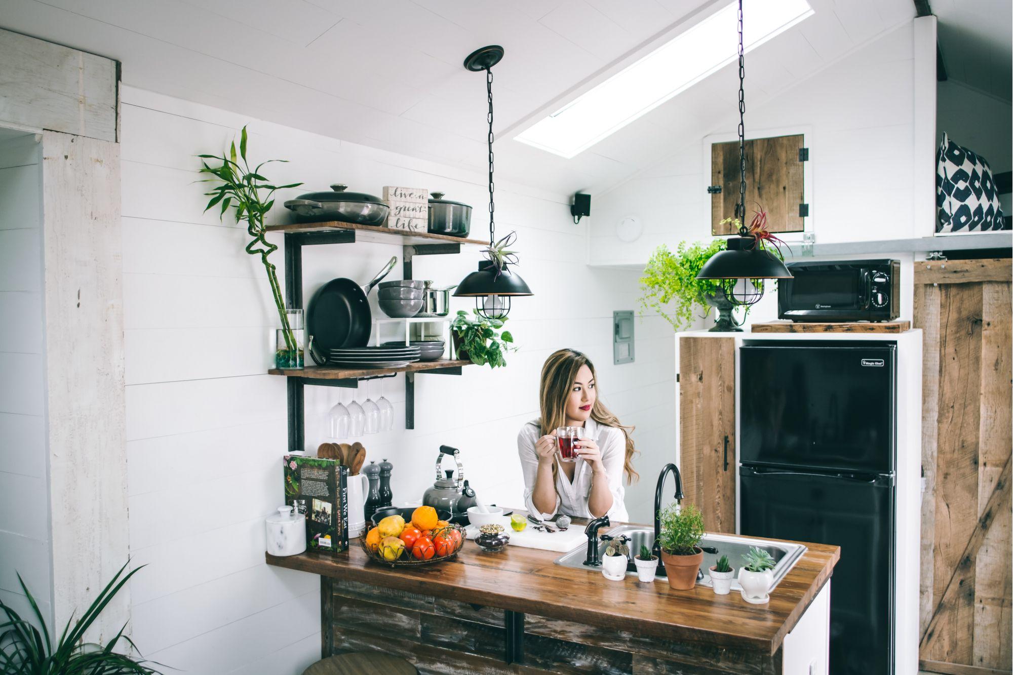idee di riciclo per la cucina