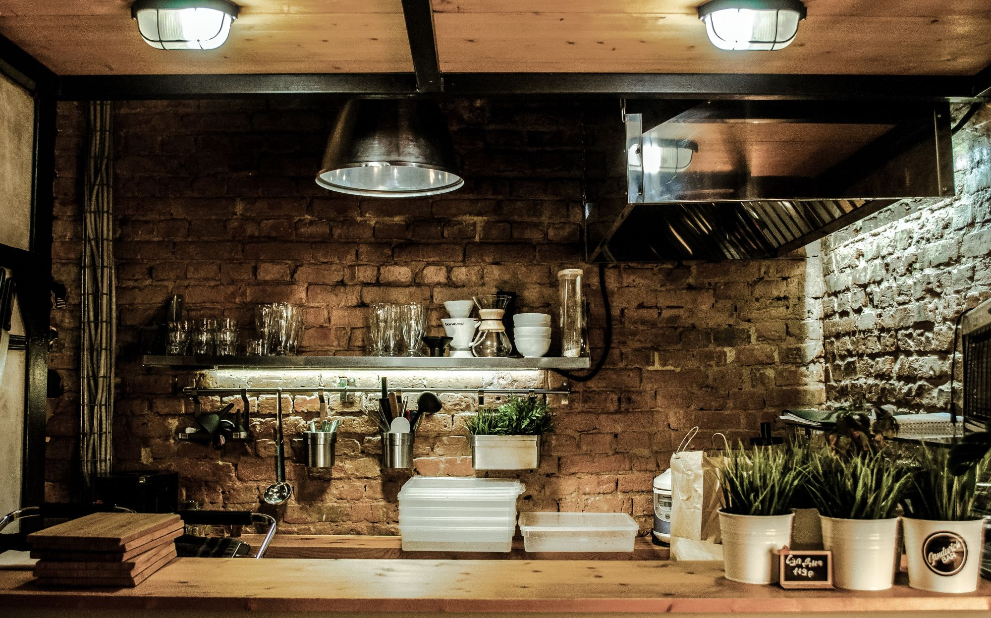 piante per la cucina