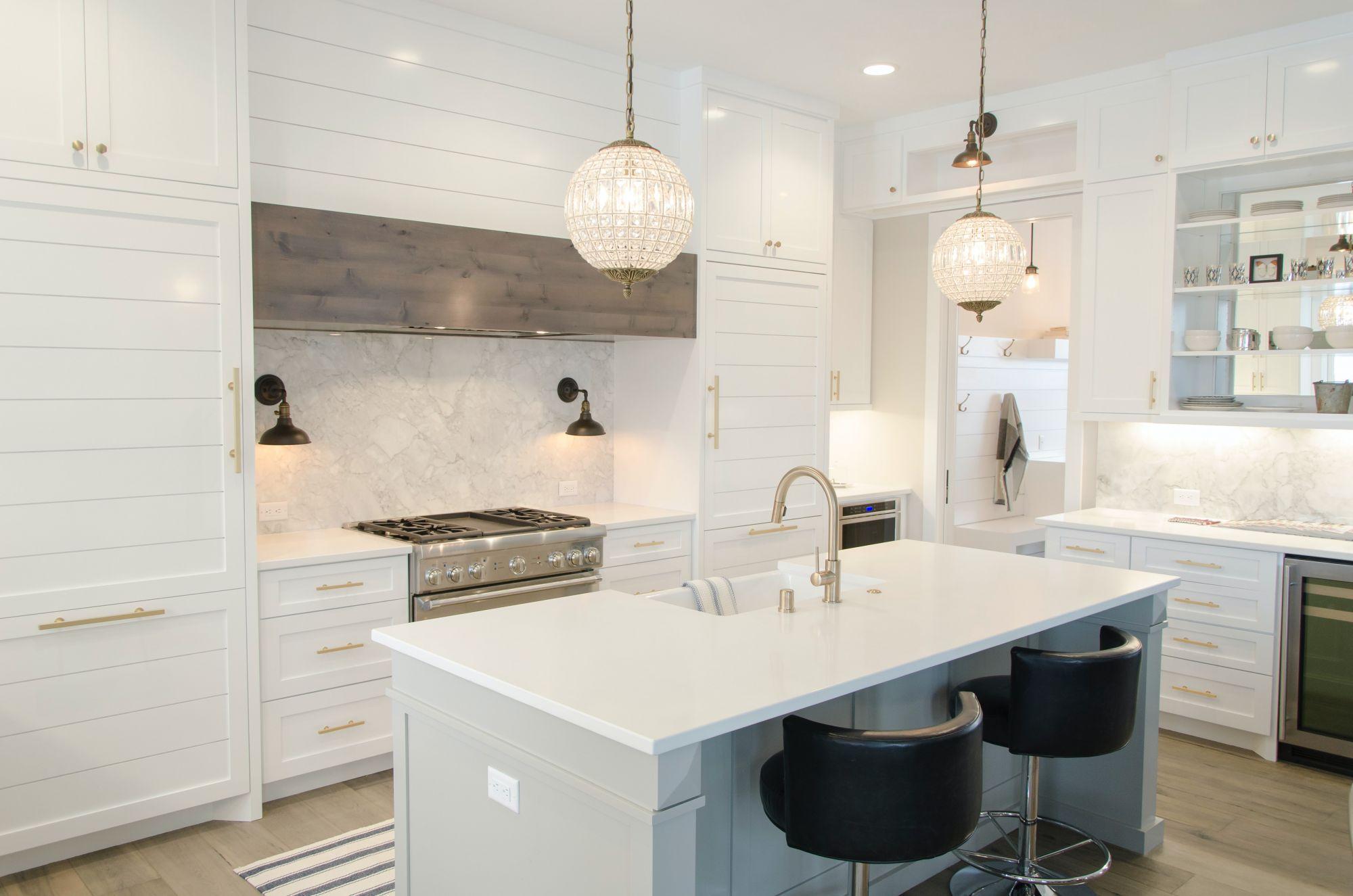 cucina moderna elegante