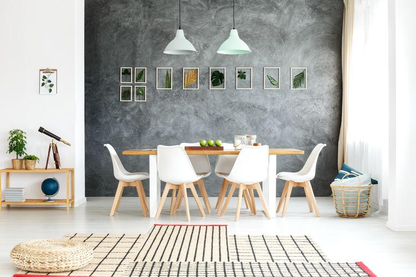 Layer look: tappeti sovrapposti con geometrie differenti