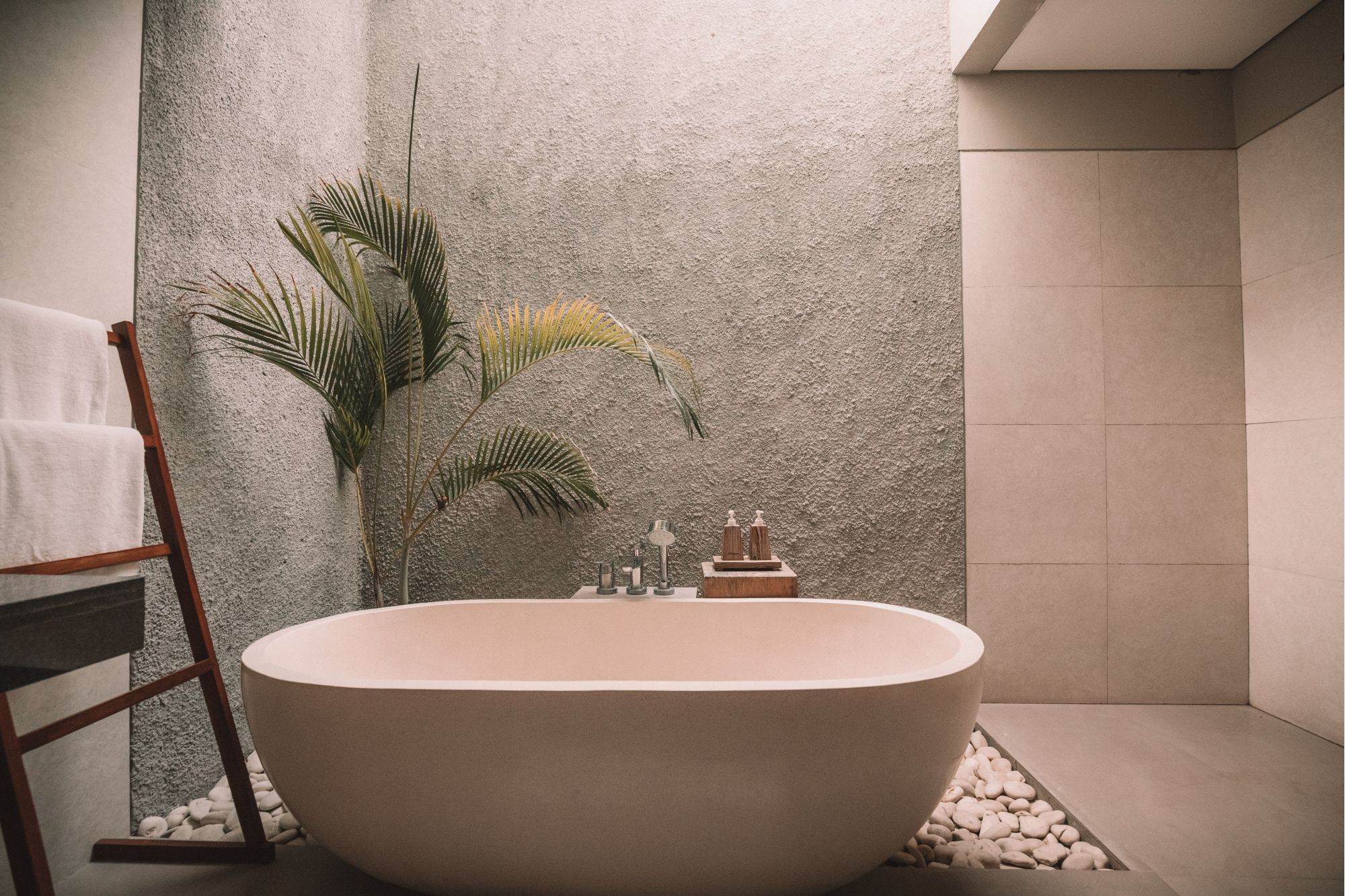 Bagno di design: vasca unica protagonista