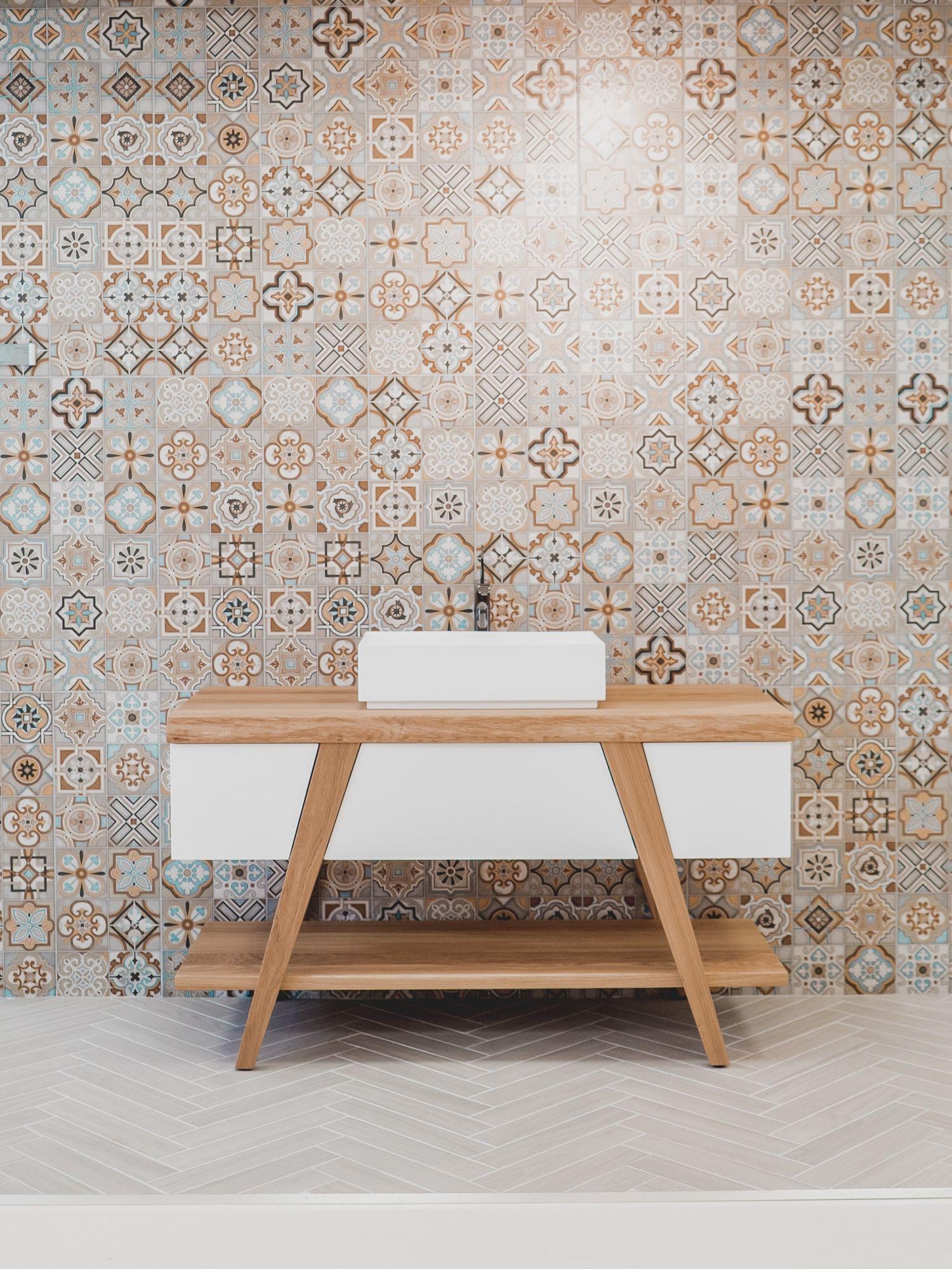 Bagno di design: rivestimenti d'eccellenza