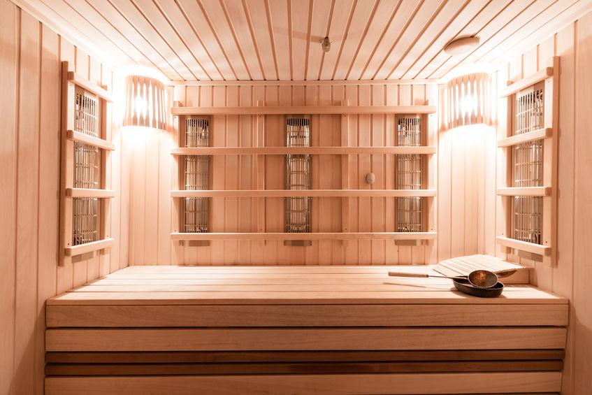 Casa chalet con sauna privata