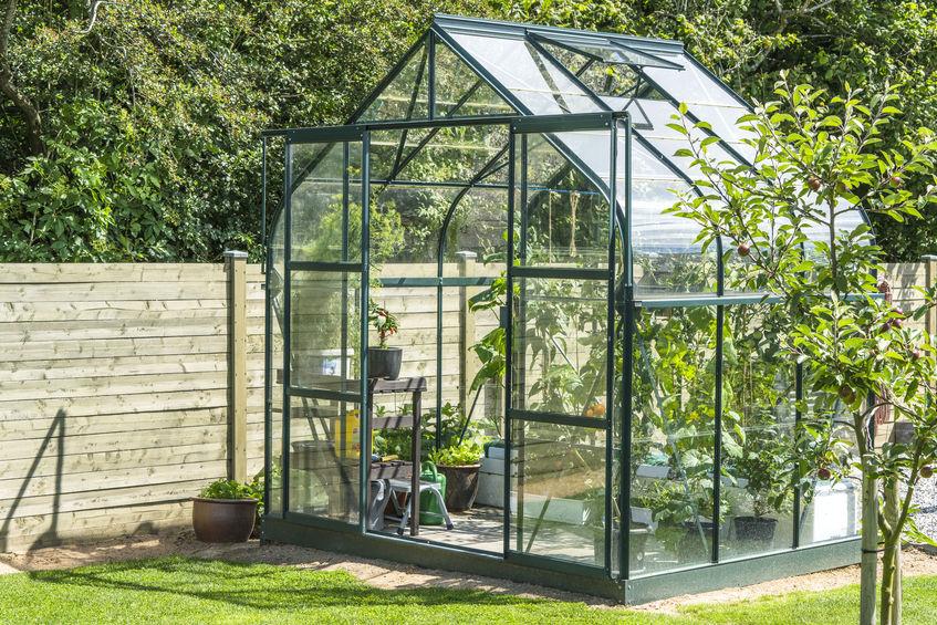 Serra botanica per la casa: strutture prefabbricate