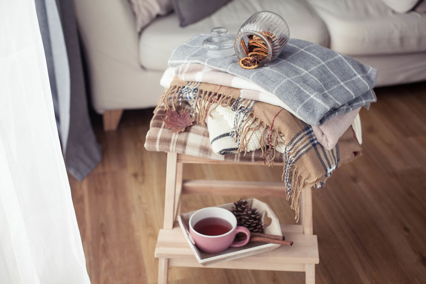Tartan: arredare casa con un antico pattern scozzese senza tempo