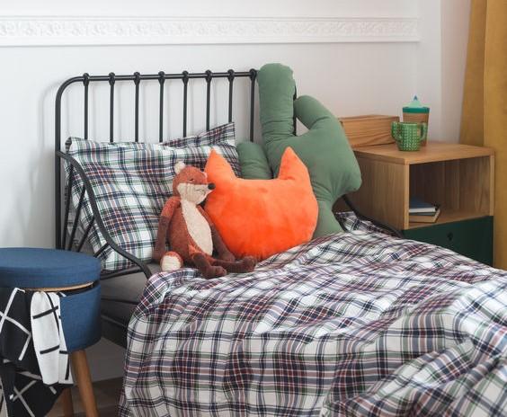 Idee eleganti per arredare gli ambienti di casa con il tartan