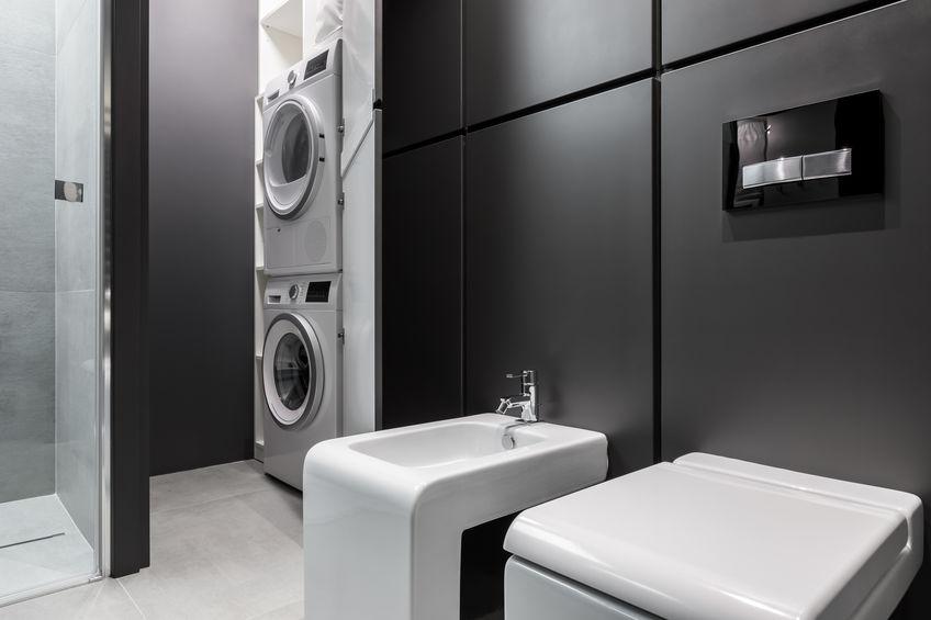 I pro di una asciugatrice in bagno