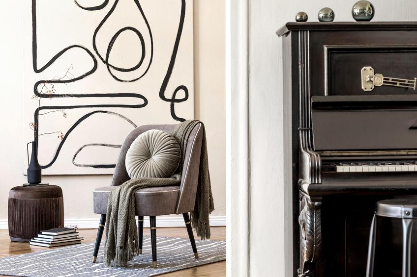 Pianoforte in casa: dove posizionarlo?