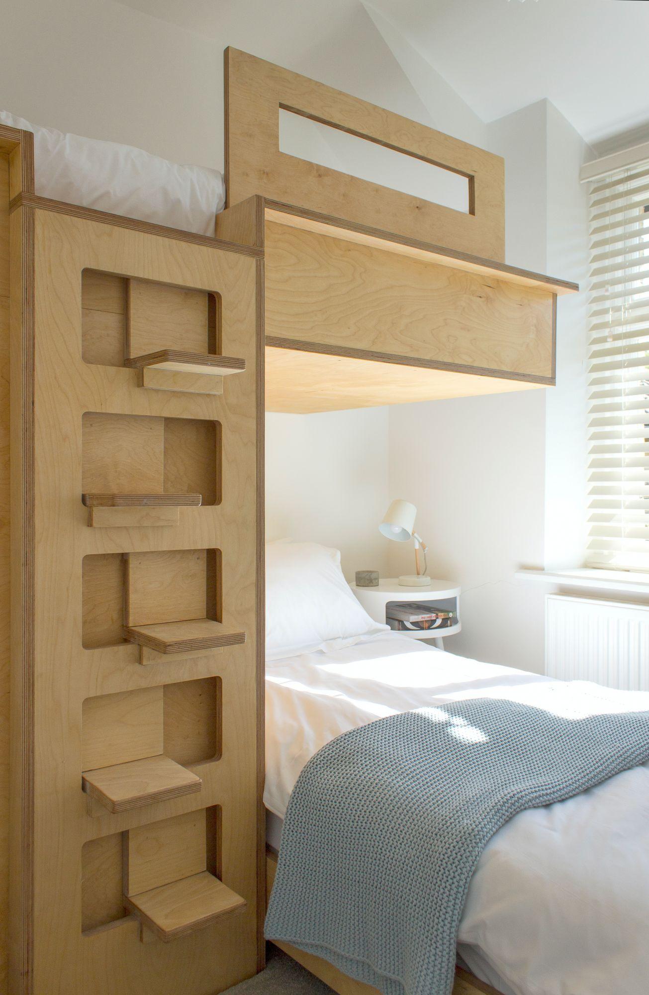 Soluzioni utili per una piccola camera da letto