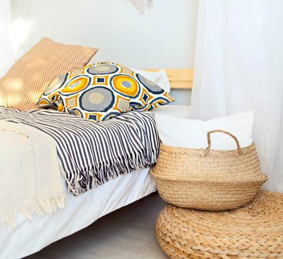 fantasie tessili camera da letto