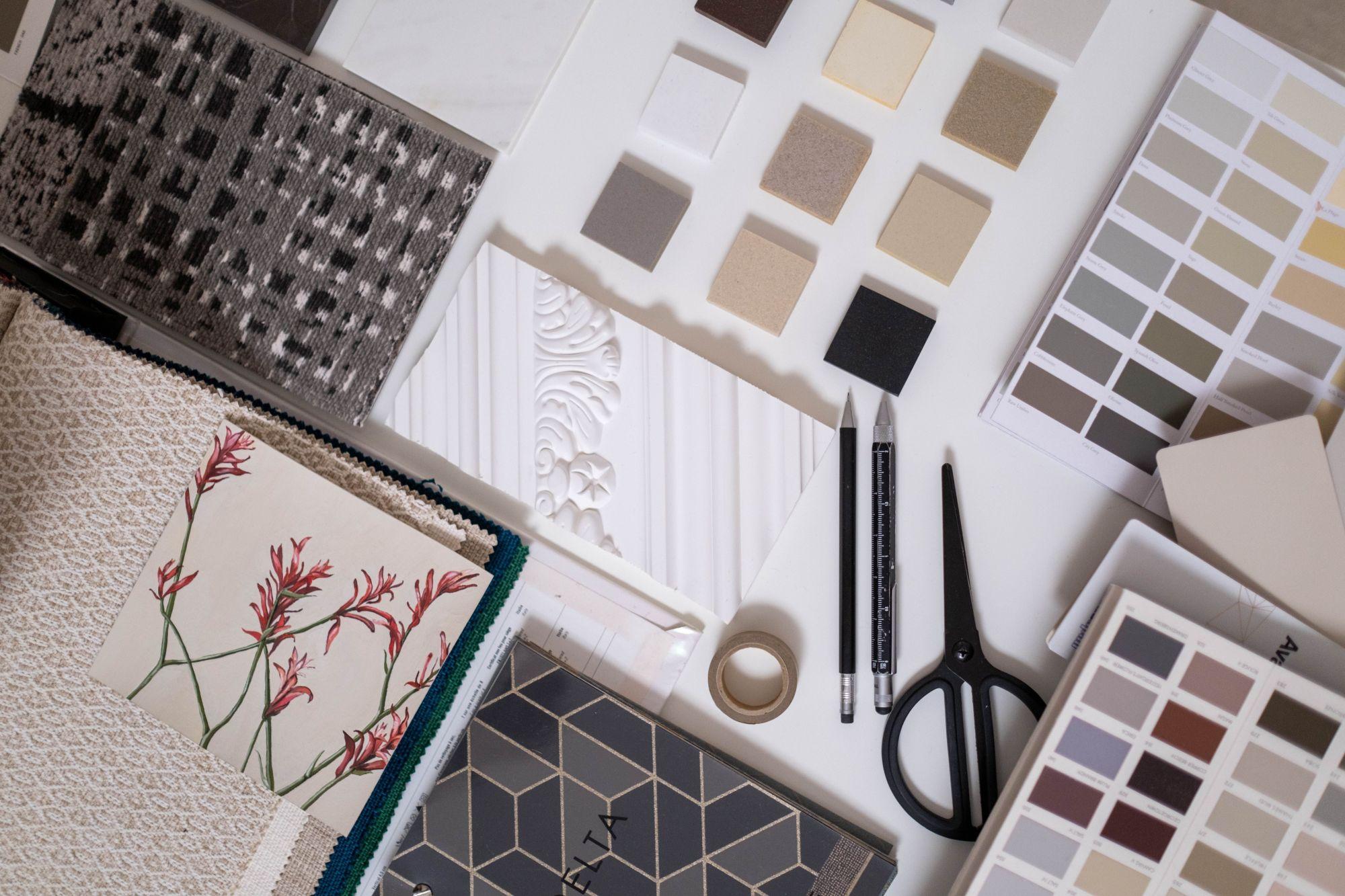 Moodboard: un utile strumento per arredare una casa di stile
