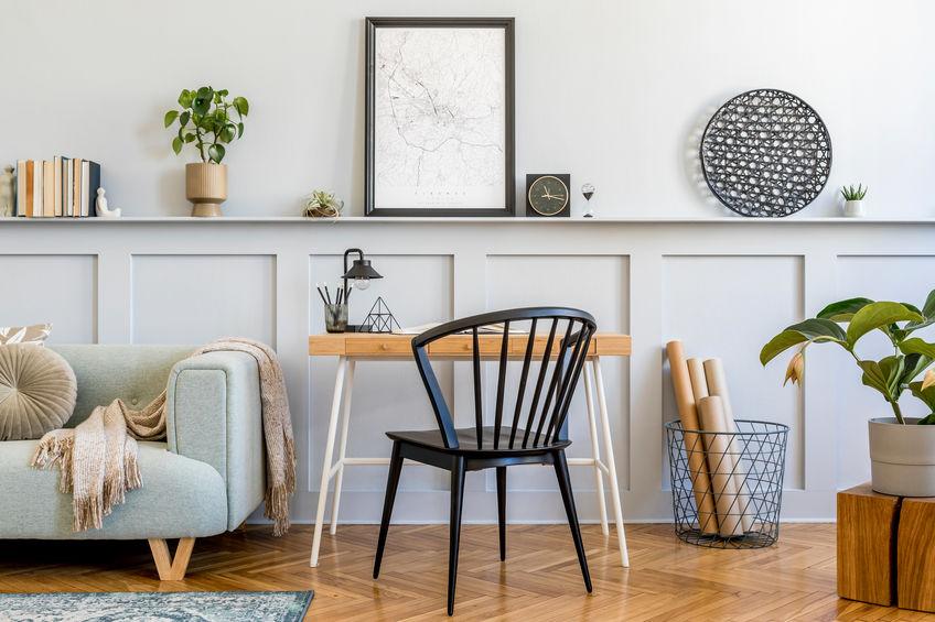 Come creare il look perfetto per gli ambienti di casa con una moodboard