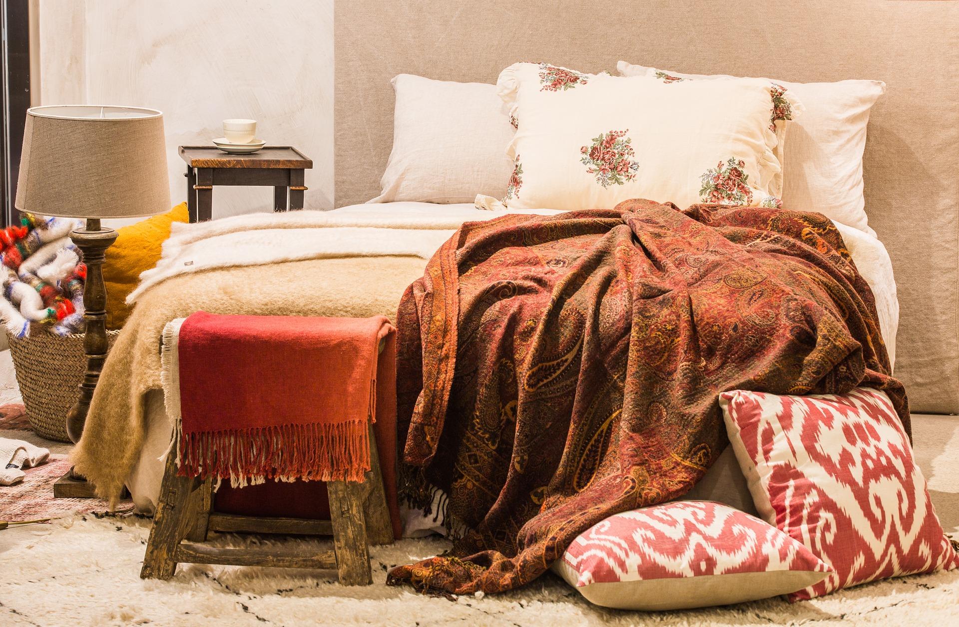 Cuscini in lana: tradizionali ma sempre in voga