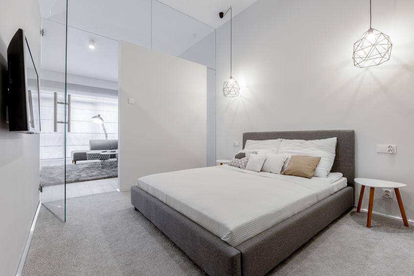 pareti divisorie camera da letto