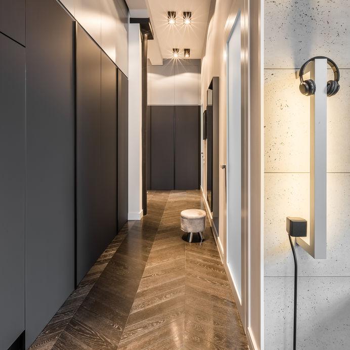 Corridoio inutilizzato: ottimizza lo spazio con una postazione musicale