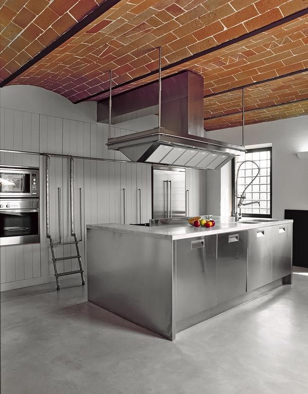 Arredare casa in stile rustrial: significato e caratteristiche