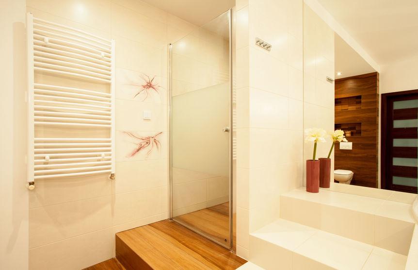 inserire gradini in bagno