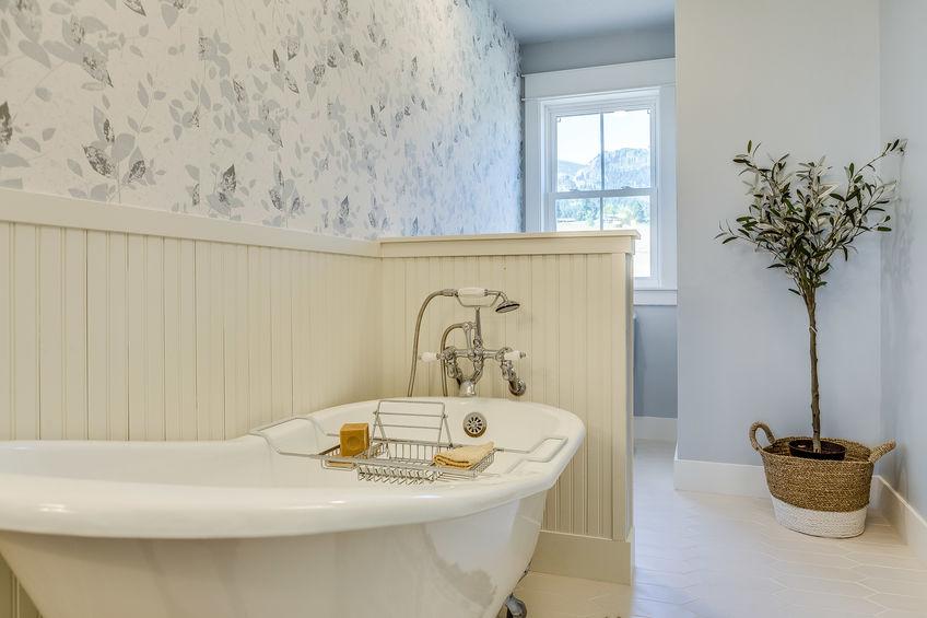 rubinetti per vasca da bagno con piedini