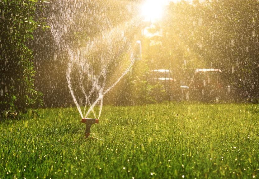irrigatori per giardino