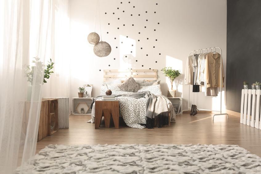 Tappeto grande per camera da letto