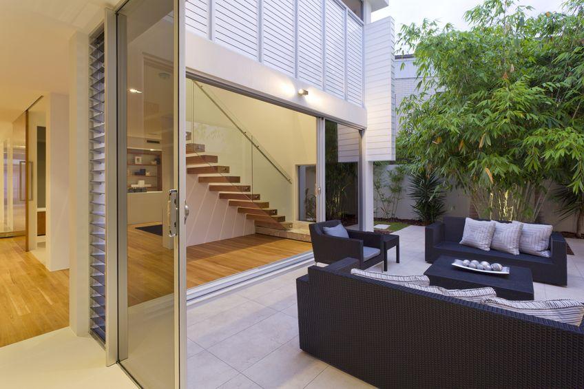 Arredare spazi outdoor come un ambiente interno