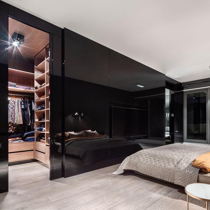 organizzare armadio in camera da letto
