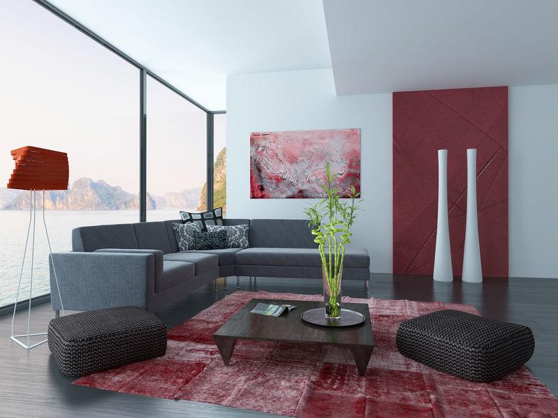 Cornici e passepartout per i quadri in casa
