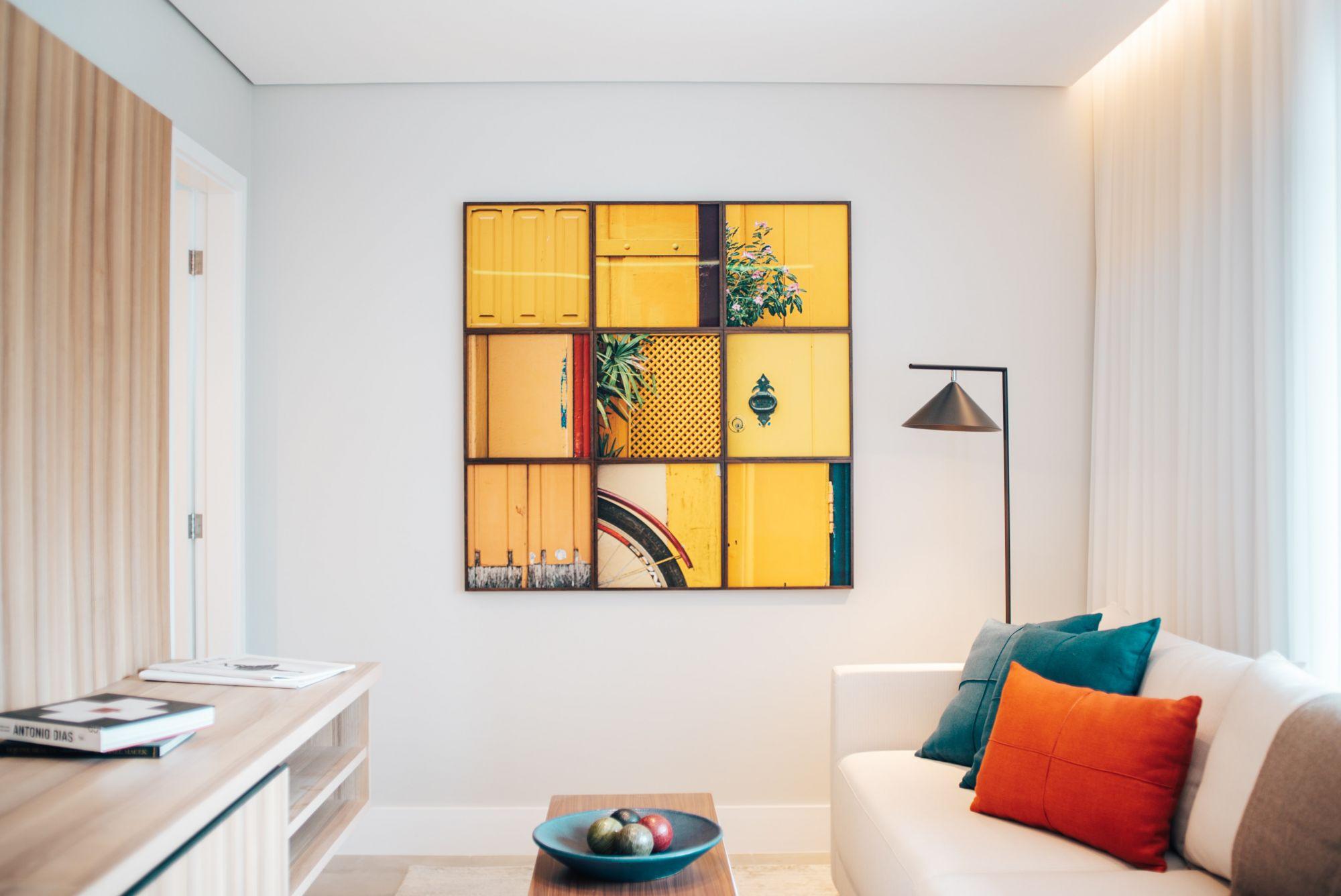 Quali dimensioni deve avere un quadro in casa