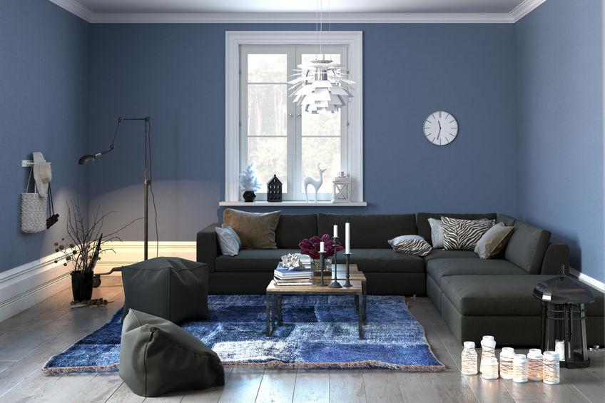 Come tinteggiare casa, vernici acriliche