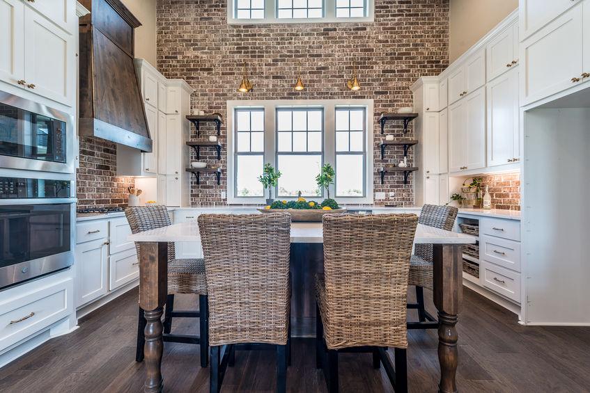 Come arredare una cucina in stile farmhouse