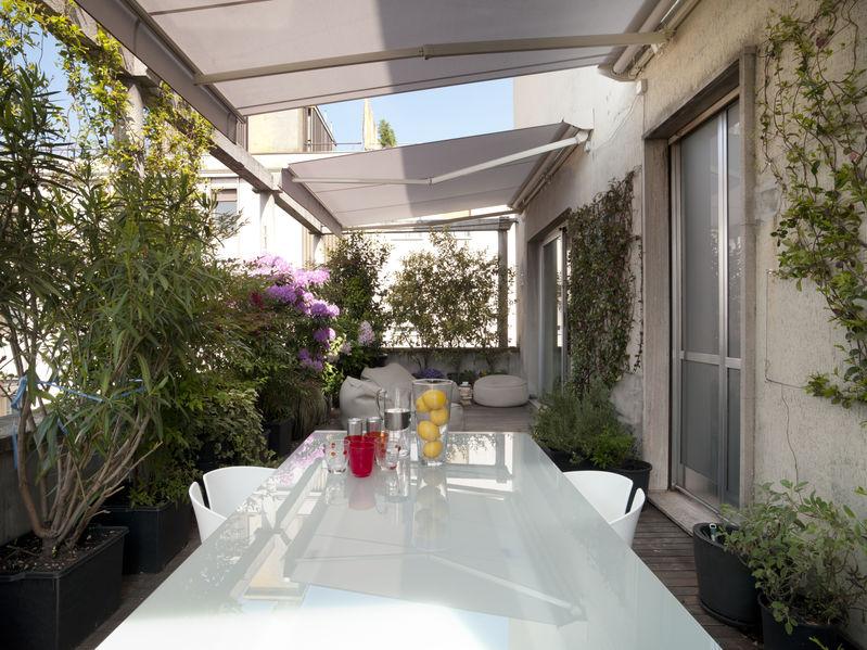 piante per terrazza moderna