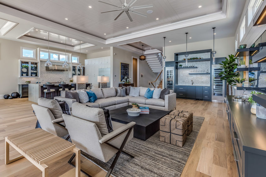 Stile coastal per arredare casa