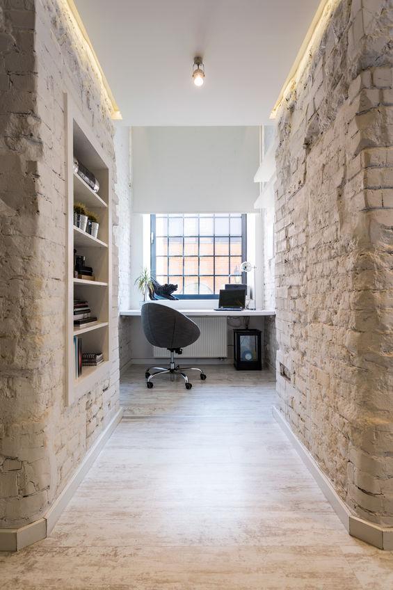 sedia ergonomica per ufficio in casa