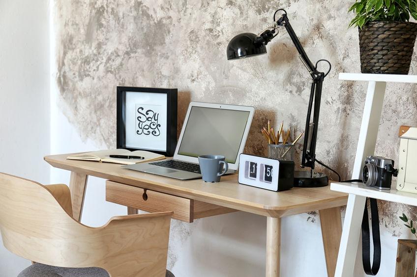 tinteggiature per ufficio in casa