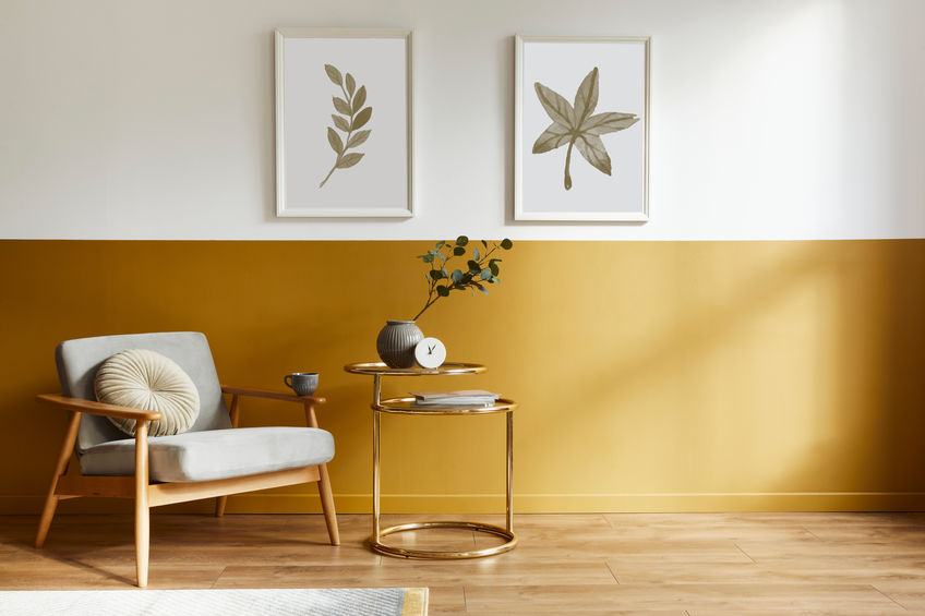 accessori per la casa dorati