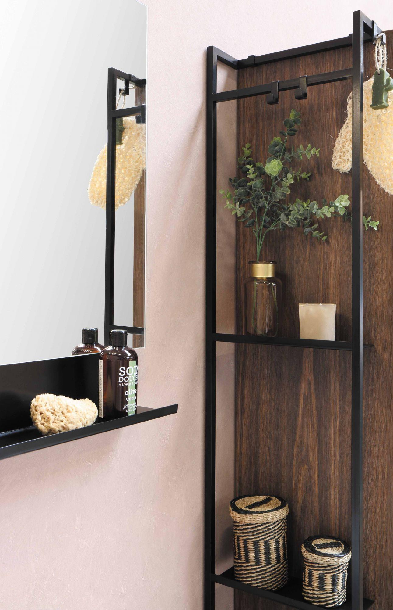 Arredare casa con le mensole: idee pratiche in bagno