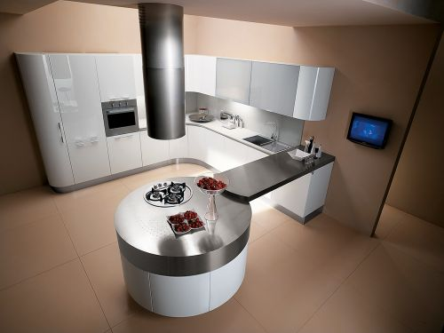 Archisio - Sizedesign Smart Kitchens Living - Progetto Cucine moderne